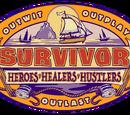 Survivor: Heroes vs. Healers vs. Hustlers
