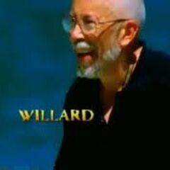 Willard's motion shot in the opening.