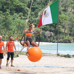 Pudientes competing in the seventh Advantage and Punishment Challenge.