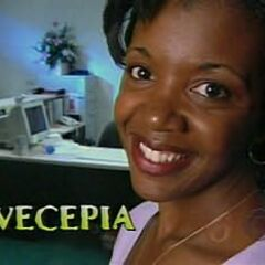 Vecepia introduced to the show.