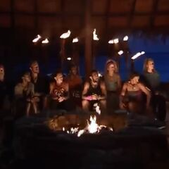 Soliantu's second Tribal Council.
