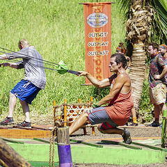 The tribes compete in <i><a href=
