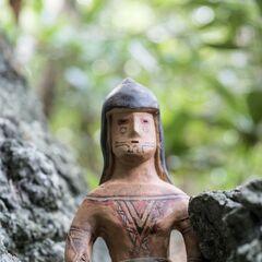 <i>Survivor: Tocantins</i> Immunity Idol.