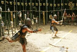 China Warriors Duel Ep4