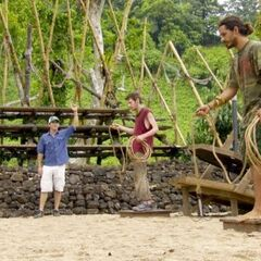 Ozzy competes in the ninth Redemption Island duel, <i><a href=