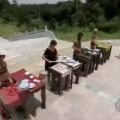 The Final Four compete for Immunity.