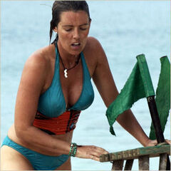 Ami at the 1st individual Immunity Challenge.