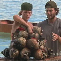 Austin at the Immunity Challenge with <a href=