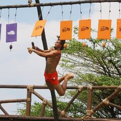 Grant at the second Immunity Challenge.