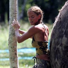 Cindy at the Reward Challenge, Day 15.