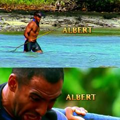 Albert's shots in the <a href=