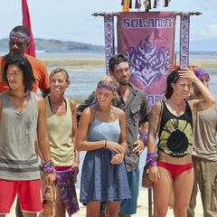 The new Solana tribe after the tribe switch.