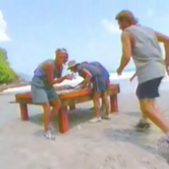 Chuay Gahn at the fifth Immunity Challenge