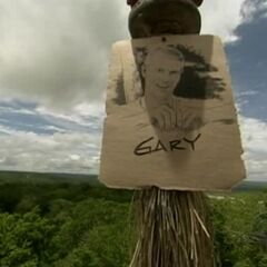 Gary's drawing at the <a href=