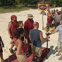 New Lopevi wins their first Immunity Challenge.
