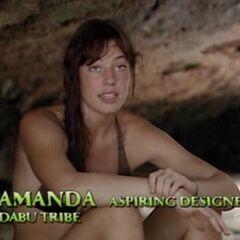 Amanda making a <a href=