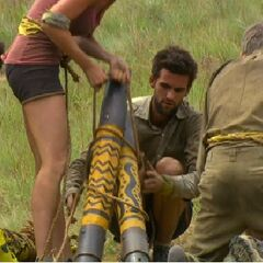 Charlie at the Immunity Challenge, Day 18.
