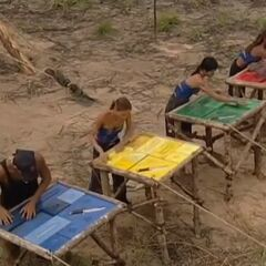 The second half of the challenge
