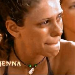 Jenna's shot in the <a href=
