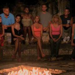 <i>Survivor: Nicaragua</i> Jury.