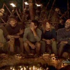 Ravu's last Tribal Council.