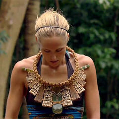 Candice wins individual immunity.