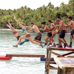 Aitutaki competes in <i><a href=