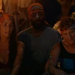 Rory's last Tribal Council.