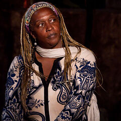 Natalie at her last Tribal Council.