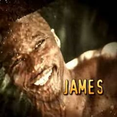 James's photo in the opening.