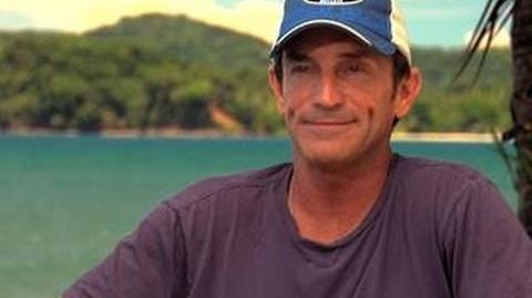 Survivor Jeff Probst Castaway Assessment