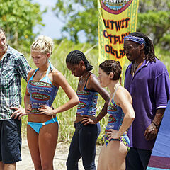 Matsing loses the second Immunity Challenge.