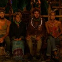 The Day 38 Tribal Council.