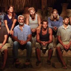 The jury of Redemption Island.