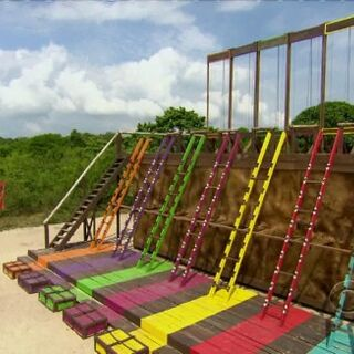The ladders in <i>Caramoan</i>.
