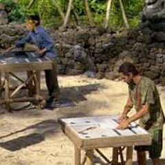 Ozzy competes in the tenth Redemption Island duel, <i><a href=