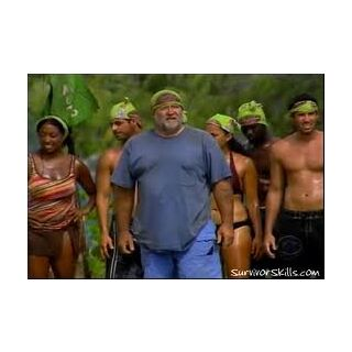 Gary with his tribe.