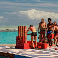 Dakal competes in the Reward/Immunity Challenge, <i><a href=