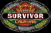 Survivor-28 Logo
