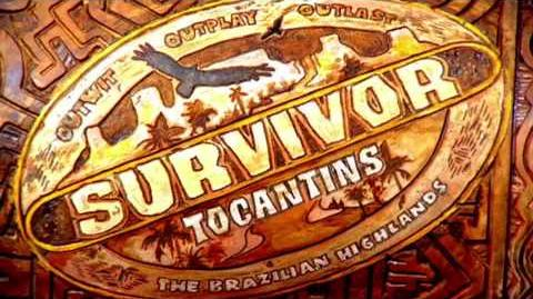 Survivor 18 Tocantins opening credits High Quality