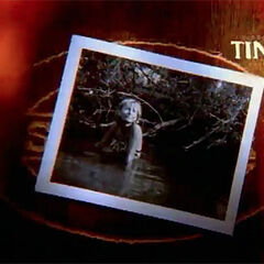 Tina's second photo in the intro.