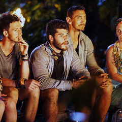 Koro Savu at their second Tribal Council.