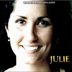 Julie's photo in the opening.