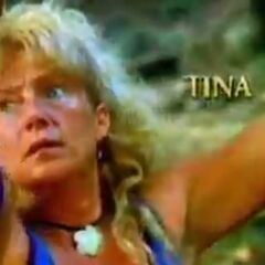 Tina's motion shot in the opening.
