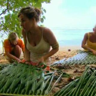 Ashley weaving with <a href=