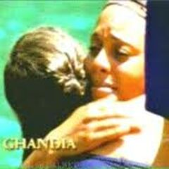 Ghandia's motion shot in the opening.