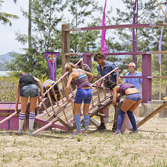 Solana in their first challenge.