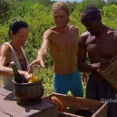 Monica, Tyson, and <a href=