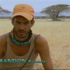 Brandon is part of the merged tribe, <a href=