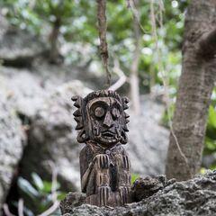 <i>Survivor: Caramoan</i> Immunity Idol, an Ifugao totem.